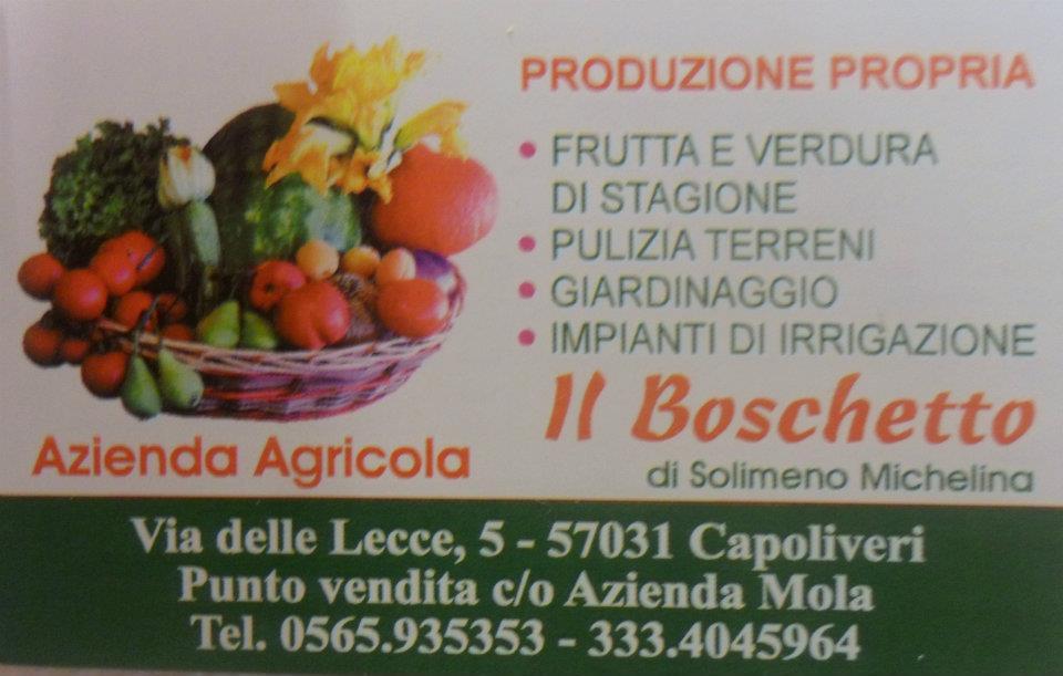 Azienda Agricola Il Boschetto